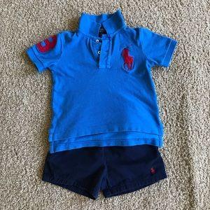 Ralph lauren boys clothes 2T